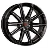 Литые диски 1000 MIGLIA R19. Цвет Dark Anthracite High Gloss